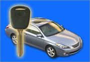 Computer Chip & Laser Cut Car Keys