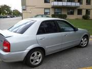 Mazda Protege LX Touring Edition 2000 4 doors