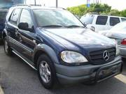 2000 mercedes benz ml320 $7490