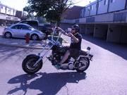 1986 Harley Davidson FXST chopper