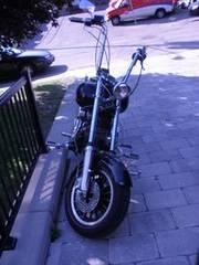 1986 Harley Davidson FXST softail
