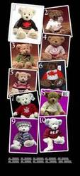 Holt Renfrew Holiday Bear - 2005