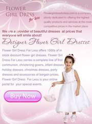 Wedding store quality dresses at everyday discount prices.