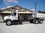 2004 INTERNATIONAL 7400 Stock # R2775 Debary Truck Sales