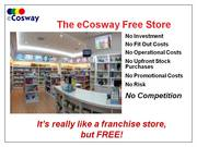 Franchise Retail Business Opportunities - Free Store For Sale