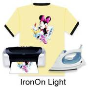 Iron on T-shirt Transfer, Heat Transfer Vinyl Distributor Wanted!