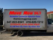 THE MOVINGGROUP 647 822 6541