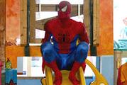 Superhero Parties for kids Toronto GTA
