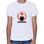 Anonymous Canada T-shirt