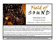Field of SOUND