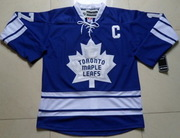 Wendel Clark #17 Toronto Maple Leafs 2011 New Third Blue Jersey