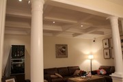 MDF Crown moulding installed by pros!