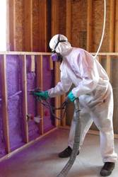 Spray Foam Insulation & Pour Foam
