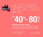 >>>>>HUGO BOSS SPECIAL SELL