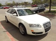 2005 Audi A6 For Sale Overhead console with storage