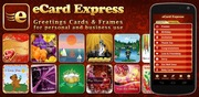 eCard Express App for Android & Android Tablet-Greeting Cards & Frames