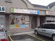 FURS ON US GROOMING SALON GRAND OPENING DEC. 17 2012