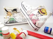 Promotion! Fashion hand painted shoes at least 80% Discount