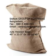 JUTE HESSIAN BAGS & , JUTE SOIL EROSION CONTROL CLOTH