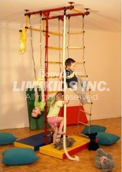 LIMIKIDS-Indoor Home Gym for Kids