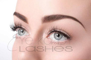 $60 - Full Set of Mink Eyelash Extensions (Unlimited Lash Count)