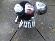 Forged TnT Iron Set with Matching Drivers- T-2 Model
