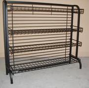 5 Heavy STEEL Retail Point of Sale Display Racks