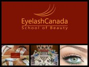 Be Certified  by Canada's first lady of Eyelash extensions
