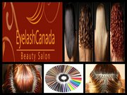 Hair Extension Training by Canada's best