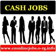 Urgent JOB OFFERED,  Part /Time (CASH PAY)