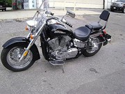 New 2004 Honda VTX Retro 1300 (VTX1300S) for Sale