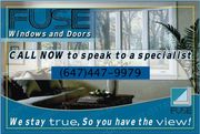 Fuse windows and doors installations