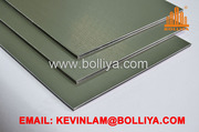 Titanium Zinc Composite Panel for façade cladding
