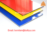Aluminium Composite Panels for façade cladding,  ACP, ACM