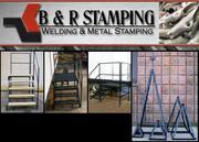 Metal fabrication & Stamping Canada - B&R Stamping
