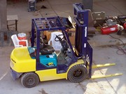 Repair Forklifts Toronto