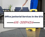 Hire A Commercial Office Cleaning Company in The GTA