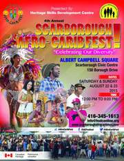 4th Annual Scarborough Afro-Caribbean Festival