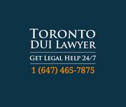 Toronto DUI Lawyer (647) 465-7875