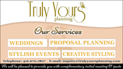 Steps to stress-free planning-Truly Yours Planning