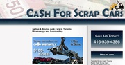 Cash For Scrap Cars - Toronto Scrap Cars removal - Junk Cars removal -