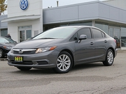 Used Honda Civic in Toronto