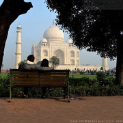 Taj Mahal Tour – Just a Click Away
