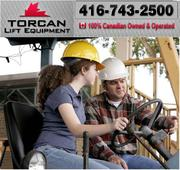Aerial Lifts Rental Toronto-Torcan Lift Equipment