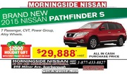 2015 Nissan Pathfinder Toronto