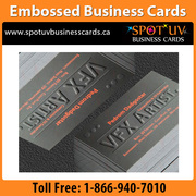 Looking For Another Way For Your Business To Stand Out? Try Our Emboss