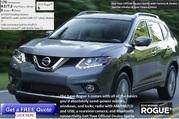 New 2015 Nissan Rogue Toronto