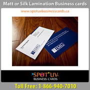 Silk Business Cards: Sets The Quality Standard
