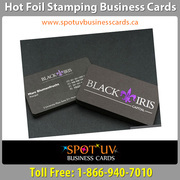 Gold Foil Business Cards: Make An Impression With Your Business Cards!
