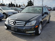 2013 Mercedes-Benz C300 4MATIC Toronto